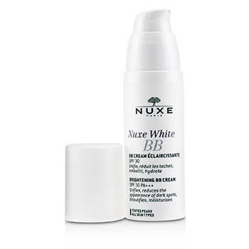 Nuxe White Brightening BB Cream SPF 30 PA+++  30ml/1oz