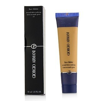 ジョルジオアルマーニ Face Fabric Second Skin Lightweight Foundation - # 3.5  40ml/1.35oz