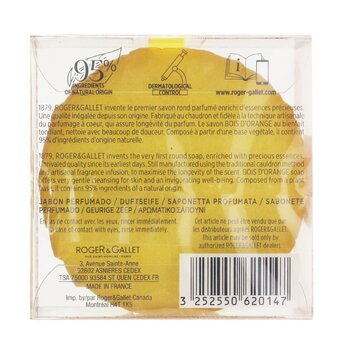 Perfumowane mydełko Bois d' Orange Perfumed Soap  100g/3.5oz