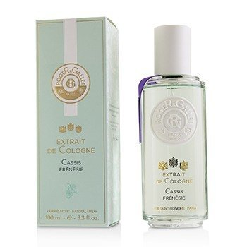 Roge & Gallet Extrait De Cologne Cassis Frenesie Spray  100ml/3.3oz