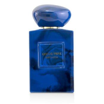 阿玛尼  Prive Bleu Lazuli Eau De Parfum Spray  100ml/3.4oz