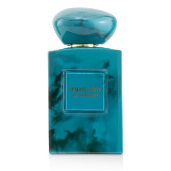 Giorgio Armani Prive Bleu Turquoise Eau De Parfum Spray  100ml/3.4oz