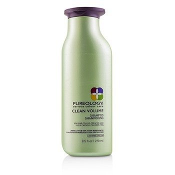 Clean Volume Shampoo (For Fine Colour-Treated Hair)  250ml/8.5oz