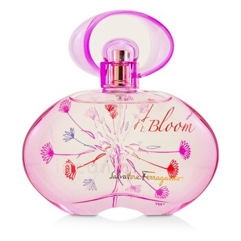 Salvatore Ferragamo Incanto Bloom Eau De Toilette Spray (Nueva Edición)  100ml/3.4oz