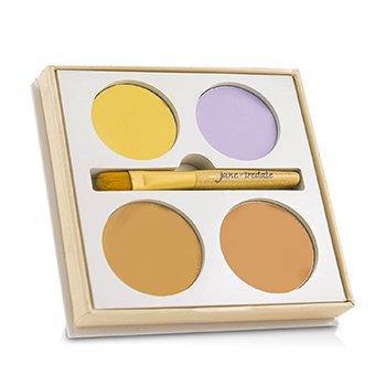 Corrective Colors Kit (4x Concealer + 1x Applicator)  9.9g/0.35oz