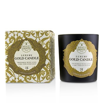 Luxury Gold Candle 23K (Limited Edition) 160g/5.64oz
