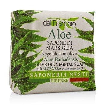 橄欖植物系列 蘆薈皂 100g/3.5oz