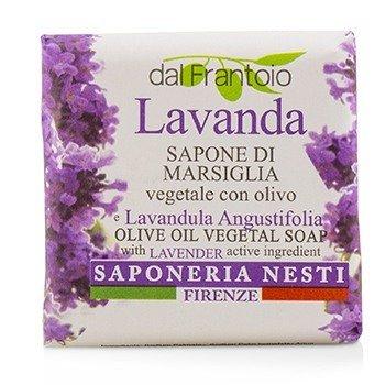 Dal Frantoio Olive Oil Vegetal Soap - Lavander 100g/3.5oz