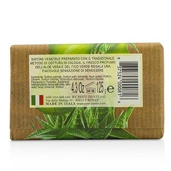 Marsiglia In Fiore Vegetal Soap - Fig & Aloe Vera  125g/4.3oz