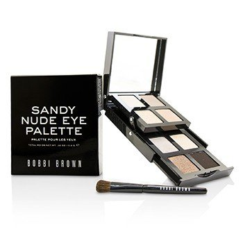 Bobbi Brown Sandy Nude Eye Palette  10.8g/0.38oz