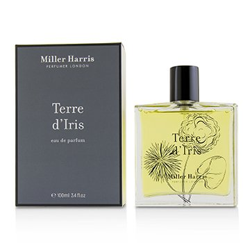 Miller Harris Terre D'Iris Eau De Parfum Spray (New Packaging)  100ml/3.4oz