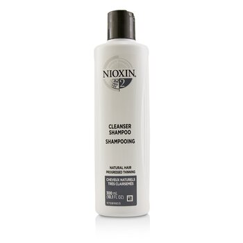 Derma Purifying System 2 Cleanser Shampoo (Natural Hair, Progressed Thinning)  300ml/10.1oz