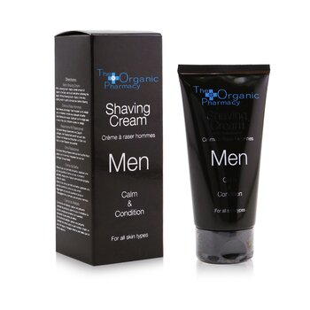 Men Shaving Cream - Calm & Condition  75ml/2.5oz