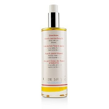 Rose & Jasmine Body Oil  100ml/3.4oz