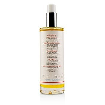 Detox Cellulite Body Oil  100ml/3.4oz