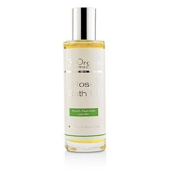 Rose Bath Oil - Uplifting & Rejuvenating  100ml/3.3oz