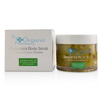 The Organic Pharmacy Cleopatra's Body Scrub  400g/14.1oz