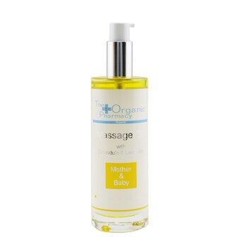 Mother & Baby Massage Oil  100ml/3.3oz
