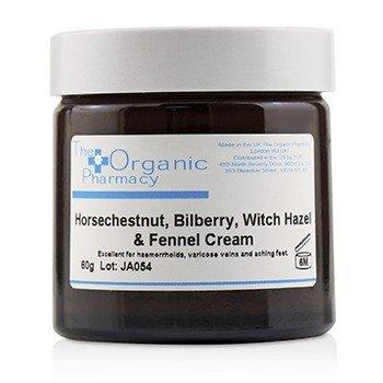 The Organic Pharmacy Bilberry Complex Крем - против Геморроя, Варикозных Вен и Боли в Ногах  60g/2.11oz