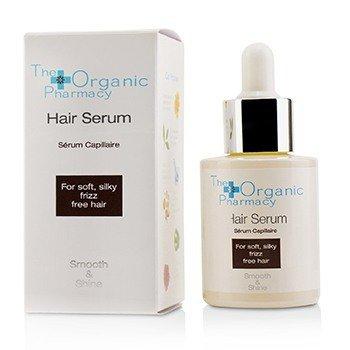 The Organic Pharmacy Hair Serum (For Soft, Silky Frizz Free Hair)  30ml/1oz