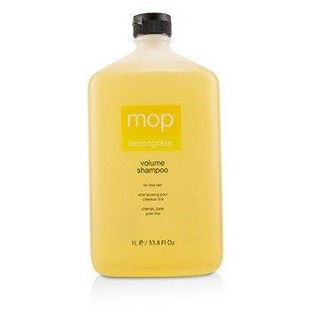 MOP Lemongrass Volume Shampoo (For Fine Hair)  1000ml/33.8oz