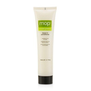 MOP Mixed Greens Leave-In Conditioner (For All Hair Types)  150ml/5.1oz