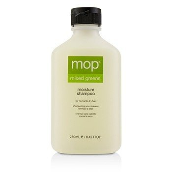 MOP Mixed Greens Moisture Shampoo (For Normal to Dry Hair)  250ml/8.45oz