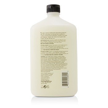 MOP Mixed Greens Moisture Shampoo (For Normal to Dry Hair)  1000ml/33.8oz