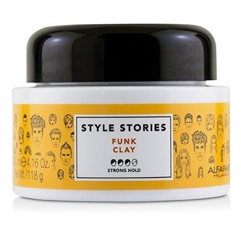 Style Stories Funk Clay (Strong Hold)  100ml/4.16oz