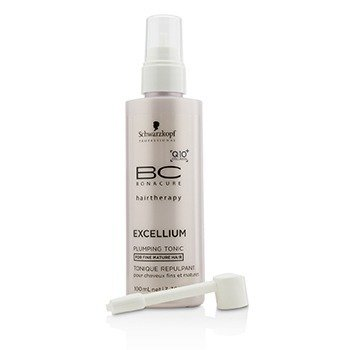 BC Excellium Q10+ Collagen Plumping Tonic (For Fine Mature Hair)  100ml/3.38oz
