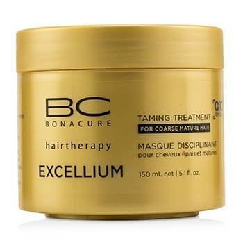 BC Excellium Q10+ Omega 3 Taming Treatment (For Coarse Mature Hair)  150ml/5.1oz
