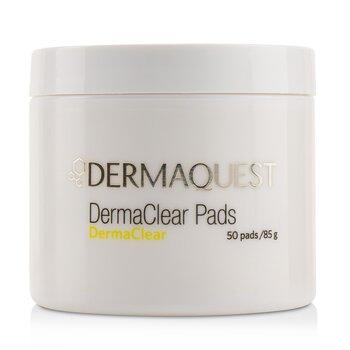 DermaQuest DermaClear Pads 50pads/85g