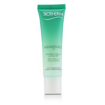 Aquasource 48H Continuous Release Hydration Gel - Normal/ Combination Skin  30ml/1oz
