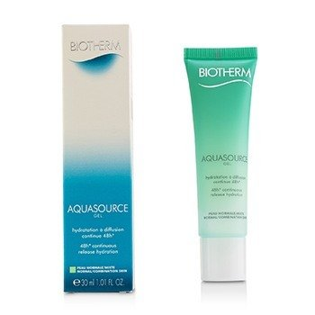Aquasource 48H Continuous Release Hydration Gel - Normal/ Combination Skin  30ml/1.01oz