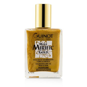 Huile Mirific Gold Nourishing Dry Oil (Body & Hair)  50ml/1.6oz
