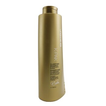 K-Pak Clarifying Shampoo - To Remove Chlorine & Buildup (Cap)  1000ml/33.8oz