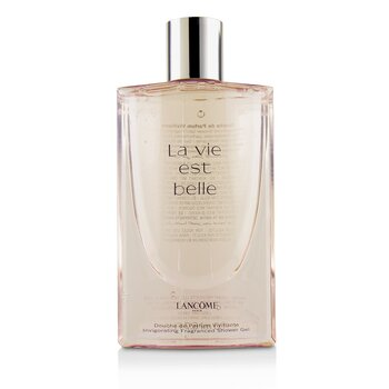 La Vie Est Belle Invigorating Fragrance Shower Gel  200ml/6.7oz