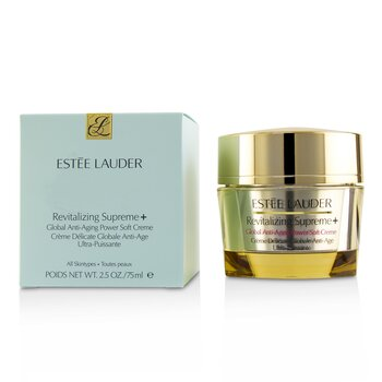 Revitalizing Supreme + Global Anti-Aging Power Soft Creme - For All Skin Types  75ml/2.5oz