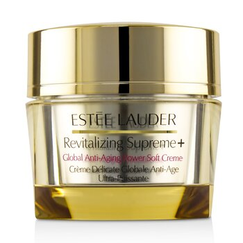 Estee Lauder Revitalizing Supreme + Global Anti-Aging Power Soft Creme - For All Skin Types  75ml/2.5oz