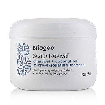 Scalp Revival Charcoal + Coconut Oil Micro-Exfoliating Shampoo  236ml/8oz