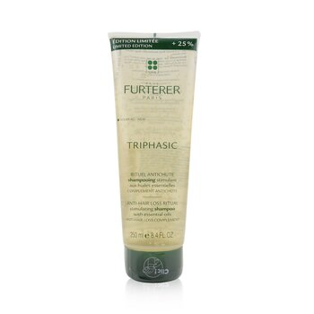 Triphasic Anti-Hair Loss Ritual Stimulating Shampoo (Limited Edition + 25%) 250ml/8.4oz