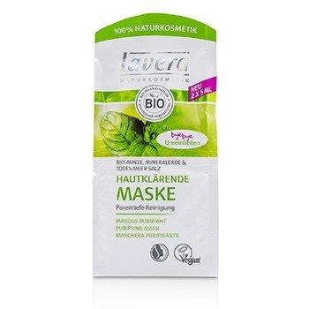 Organic Mint Purifying Mask  2x5ml
