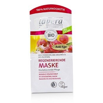 Organic Cranberry & Argan Oil Anti-Age Regenerating Mask  2x5ml