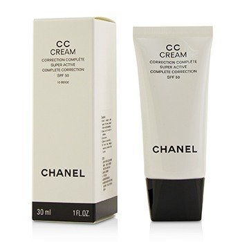 CC Cream Super Active Complete Correction SPF 50 # 10 Beige  30ml/1oz