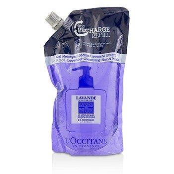 L'Occitane Lanvender Cleansing Hand Wash (Eco-Refill)  500ml/16.9oz