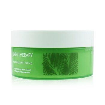 Bath Therapy Invigorating Blend Body Hydrating Cream קרם לחות לגוף  200ml/6.76oz