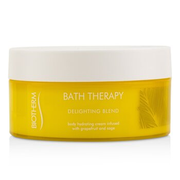 Bath Therapy Delighting Blend Body Hydrating Cream  200ml/6.76oz