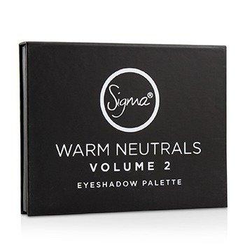 Warm Neutrals Volume 2 Eyeshadow Palette  13.4g/0.47oz
