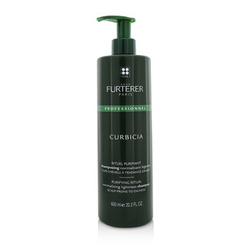 Curbicia Purifying Ritual Normalizing Lightness Shampoo (Scalp Prone to Oiliness) 600ml/20.2oz