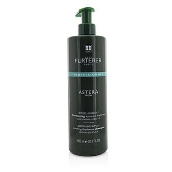 Astera Fresh Soothing Ritual Soothing Freshness Shampoo - Irritated Scalp (Salon Product)  600ml/20.2oz